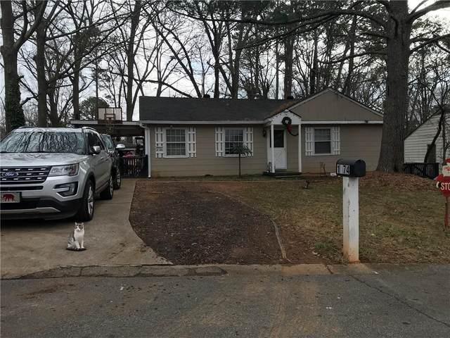 1774 Crestridge Drive SE, Marietta, GA 30067 (MLS #6826046) :: North Atlanta Home Team