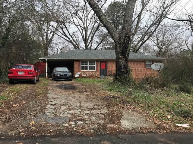 1831 Marvin Circle SE, Marietta, GA 30067 (MLS #6826054) :: North Atlanta Home Team