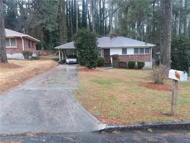 2534 Ivydale Drive SW, Atlanta, GA 30311 (MLS #6826065) :: The Zac Team @ RE/MAX Metro Atlanta