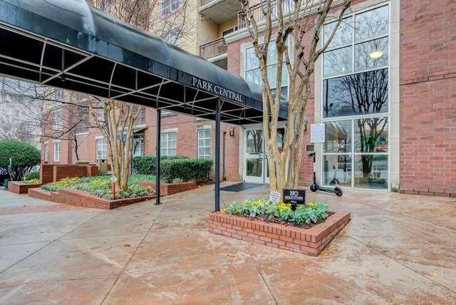 1101 Juniper Street #301, Atlanta, GA 30309 (MLS #6826133) :: The Justin Landis Group