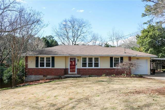 2733 Mount Olive Drive, Decatur, GA 30033 (MLS #6826153) :: The Zac Team @ RE/MAX Metro Atlanta