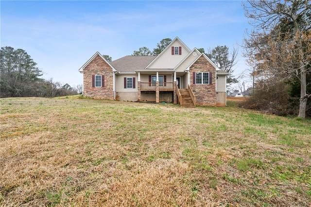 252 Dobson Circle, Canton, GA 30115 (MLS #6826155) :: North Atlanta Home Team