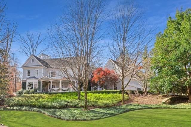 939 Calvert Lane NE, Atlanta, GA 30319 (MLS #6826158) :: AlpharettaZen Expert Home Advisors