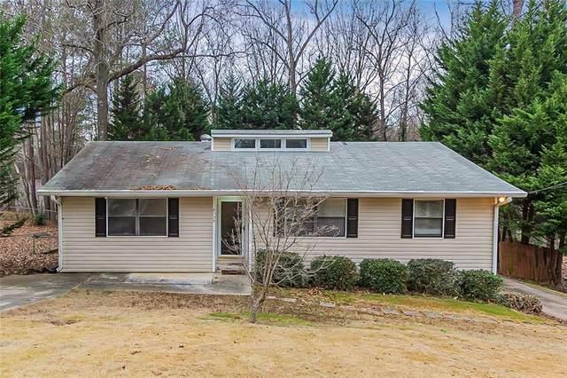 6739 Branch Drive, Rex, GA 30273 (MLS #6826189) :: Path & Post Real Estate