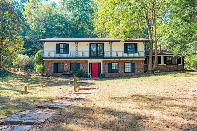 278 Spring Drive, Roswell, GA 30075 (MLS #6826202) :: North Atlanta Home Team