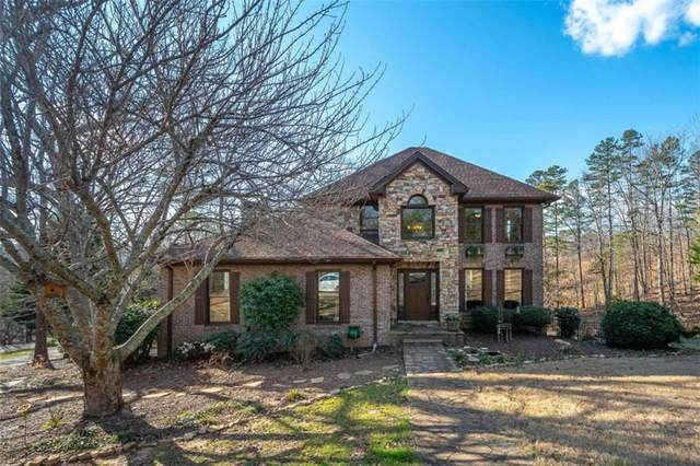 4924 Highland Circle, Gainesville, GA 30506 (MLS #6826282) :: North Atlanta Home Team