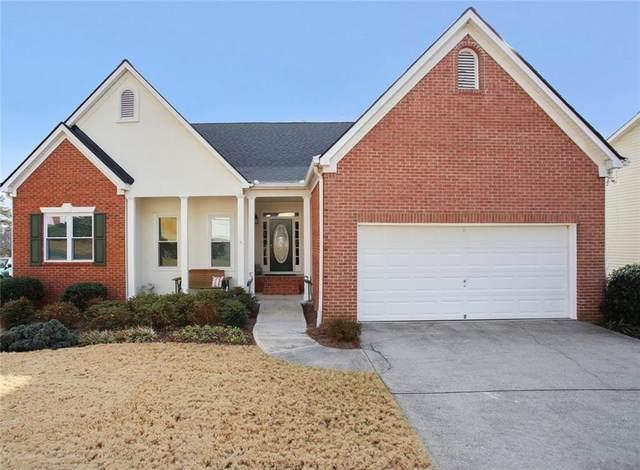 1466 Soaring Pointe, Marietta, GA 30062 (MLS #6826321) :: North Atlanta Home Team