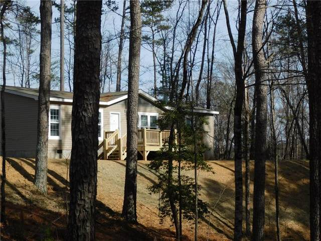 387 Lower Tails Creek Road, Ellijay, GA 30540 (MLS #6826328) :: The Heyl Group at Keller Williams