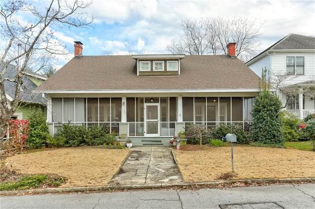 323 Melrose Avenue, Decatur, GA 30030 (MLS #6826330) :: North Atlanta Home Team