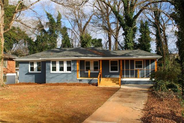 1528 Belva Avenue, Decatur, GA 30032 (MLS #6826358) :: RE/MAX Prestige