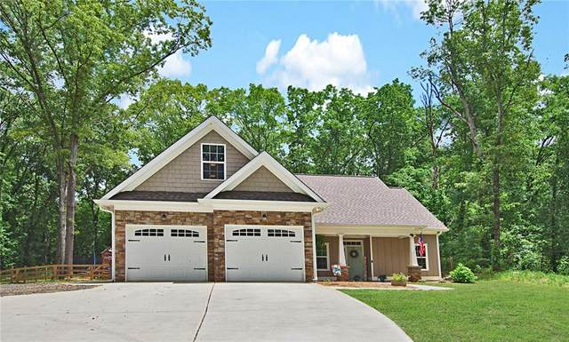 98 Old Tennessee Road NE, Cartersville, GA 30121 (MLS #6826361) :: RE/MAX Prestige