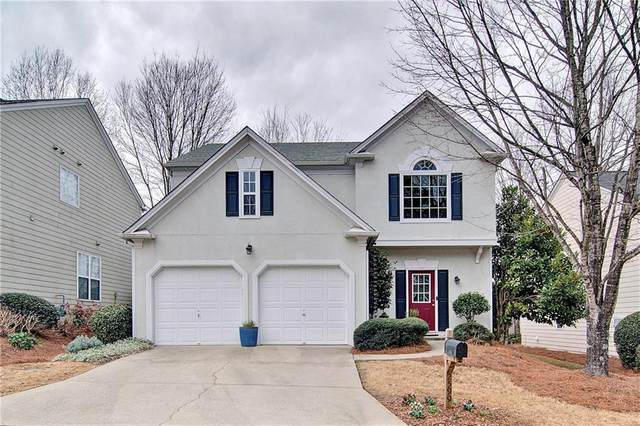 2599 Alvecot Circle SE, Atlanta, GA 30339 (MLS #6826367) :: Path & Post Real Estate
