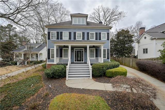 485 Rosemont Drive, Decatur, GA 30032 (MLS #6826385) :: Path & Post Real Estate