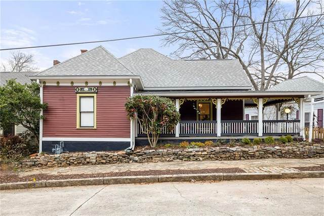 802 Ashland Avenue NE, Atlanta, GA 30307 (MLS #6826416) :: The Zac Team @ RE/MAX Metro Atlanta