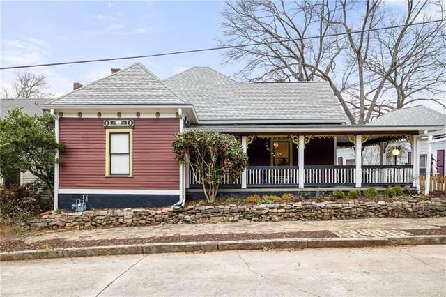 802 Ashland Avenue NE, Atlanta, GA 30307 (MLS #6826416) :: The North Georgia Group