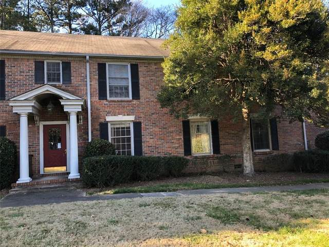 6700 Roswell Road 4B, Atlanta, GA 30328 (MLS #6826435) :: North Atlanta Home Team