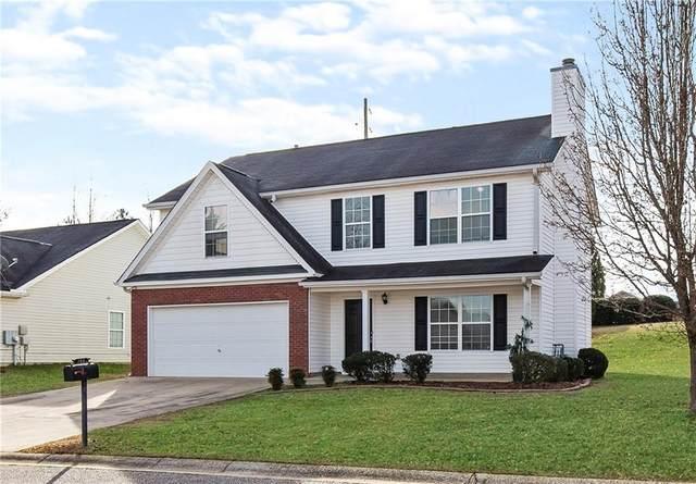 100 Remington Place Drive, Dallas, GA 30157 (MLS #6826481) :: RE/MAX Prestige