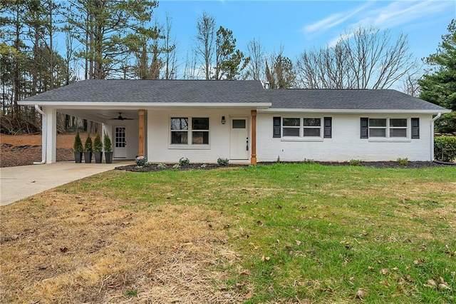 229 Crestwood Drive, Canton, GA 30114 (MLS #6826515) :: Path & Post Real Estate