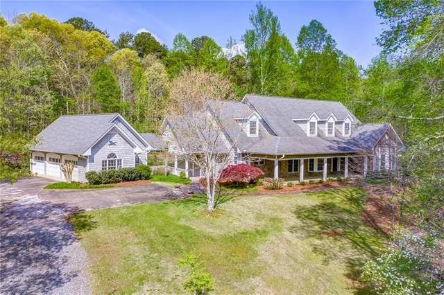 2285 Mountain Road, Milton, GA 30004 (MLS #6826517) :: The Kroupa Team | Berkshire Hathaway HomeServices Georgia Properties