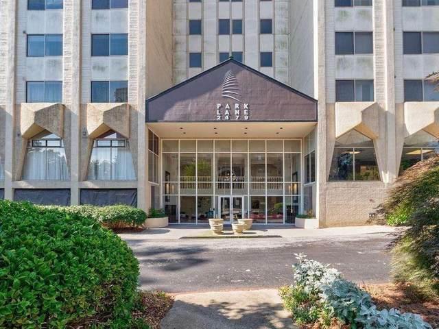 2479 Peachtree Road NE #604, Atlanta, GA 30305 (MLS #6826541) :: North Atlanta Home Team