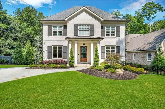 3091 Rhodenhaven Drive NW, Atlanta, GA 30327 (MLS #6826548) :: Good Living Real Estate