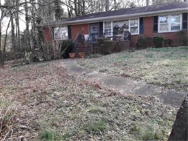2298 Winfred Terrace Street, East Point, GA 30344 (MLS #6826581) :: North Atlanta Home Team