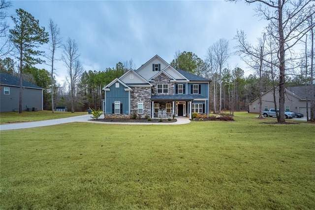 40 Rock Rose Drive, Covington, GA 30014 (MLS #6826588) :: North Atlanta Home Team