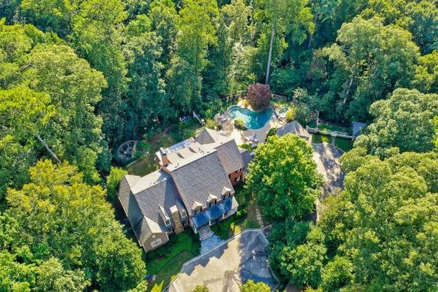 4460 Jett Road NW, Atlanta, GA 30327 (MLS #6826594) :: The Justin Landis Group