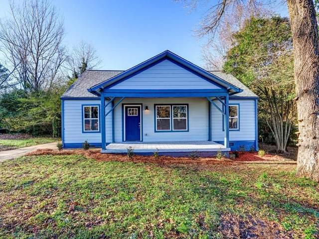 1021 Columbia Drive, Decatur, GA 30030 (MLS #6826654) :: Oliver & Associates Realty