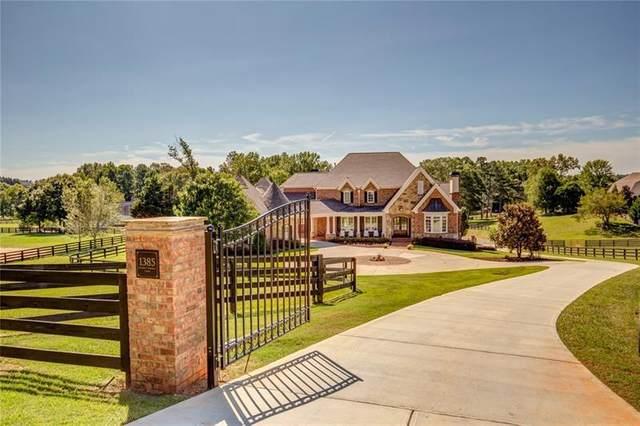1385 Summit Road, Milton, GA 30004 (MLS #6826657) :: RE/MAX Paramount Properties
