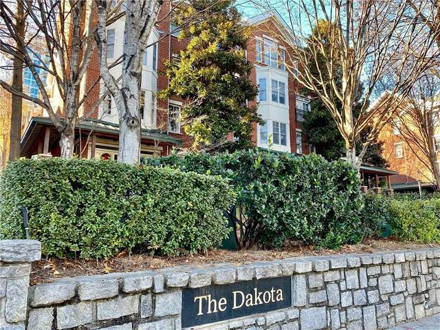850 Piedmont Avenue NE #3107, Atlanta, GA 30308 (MLS #6826660) :: North Atlanta Home Team