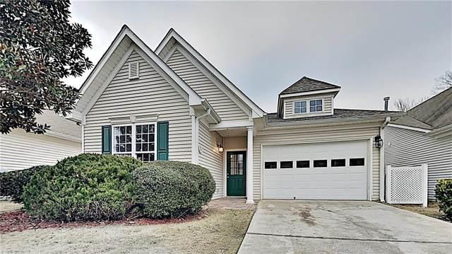 2504 Cranberry Lane, Peachtree City, GA 30269 (MLS #6826687) :: North Atlanta Home Team