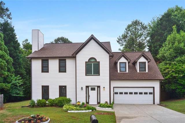 550 Swan Creek Court, Suwanee, GA 30024 (MLS #6826701) :: North Atlanta Home Team