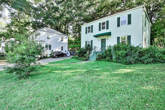 402 S Columbia Drive, Decatur, GA 30030 (MLS #6826702) :: Path & Post Real Estate