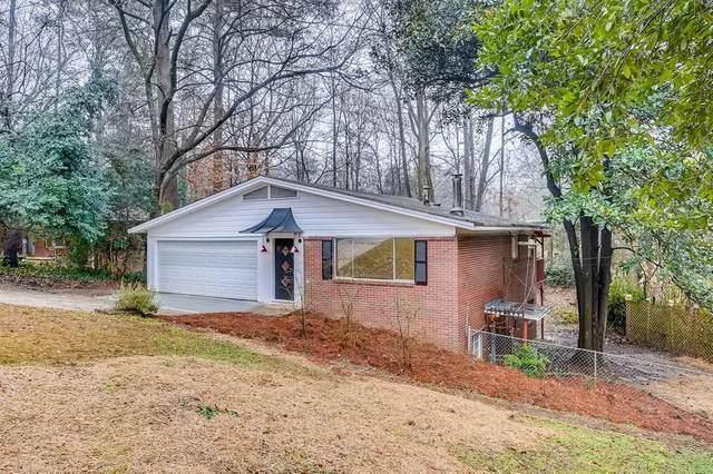1629 Afton Lane NE, Brookhaven, GA 30329 (MLS #6826718) :: North Atlanta Home Team