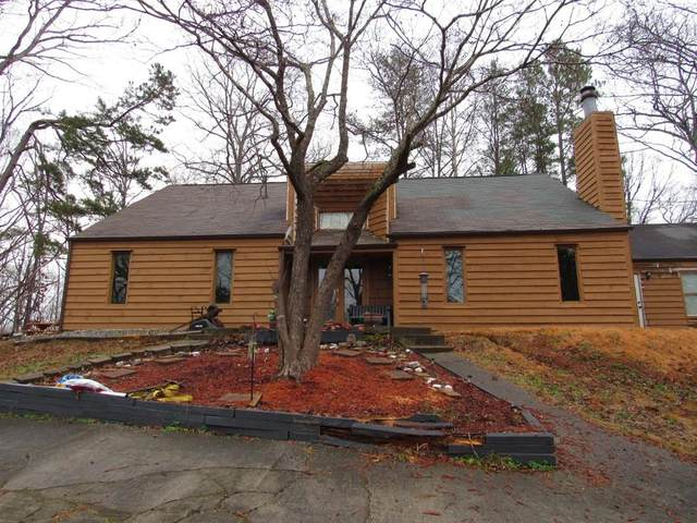 38 Chestnut Trail, Dawsonville, GA 30534 (MLS #6826777) :: RE/MAX Prestige