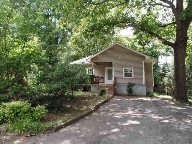 2134 Main Street NW, Atlanta, GA 30318 (MLS #6826786) :: RE/MAX Paramount Properties