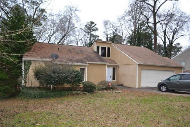 6855 Oakland Drive, Douglasville, GA 30135 (MLS #6826830) :: KELLY+CO