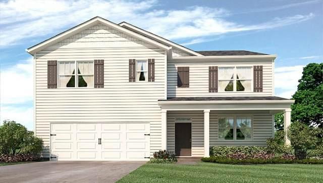 584 Springer Parkway, Dallas, GA 30132 (MLS #6826837) :: Scott Fine Homes at Keller Williams First Atlanta