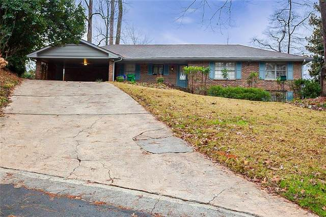 2715 Claridge Court, Atlanta, GA 30360 (MLS #6826844) :: North Atlanta Home Team