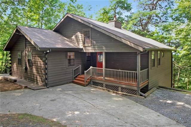 174 Sassafras Mountain Trail, Jasper, GA 30143 (MLS #6826874) :: Path & Post Real Estate