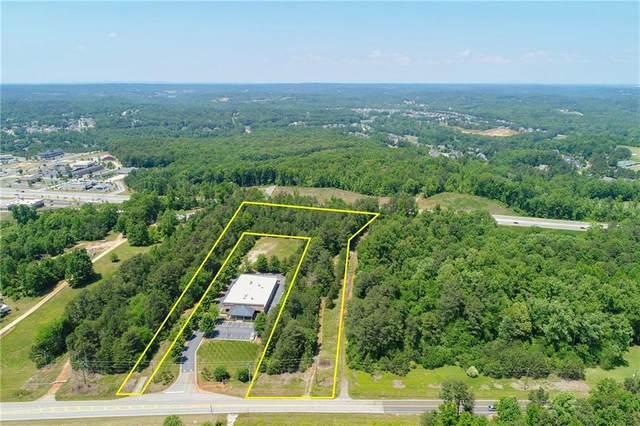 5374 Thompson Mill Road, Hoschton, GA 30548 (MLS #6826886) :: North Atlanta Home Team