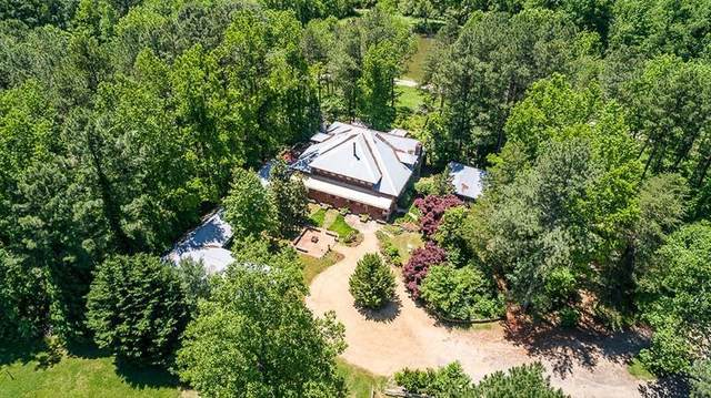 6749 Stringer Road, Clermont, GA 30527 (MLS #6826892) :: The Realty Queen & Team