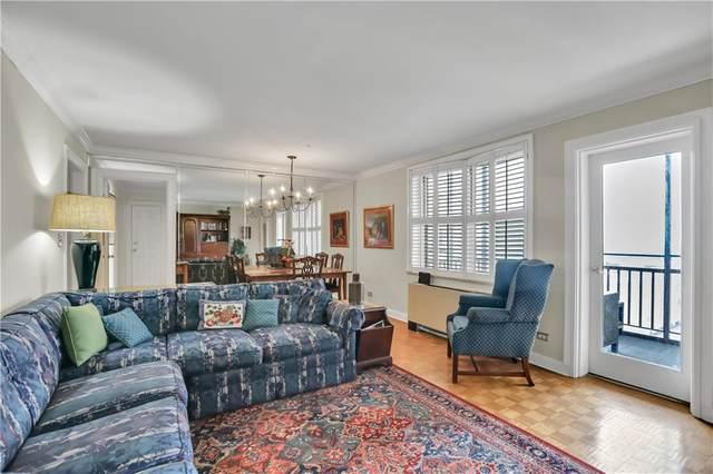 300 Peachtree Street 24G, Atlanta, GA 30308 (MLS #6826900) :: Path & Post Real Estate