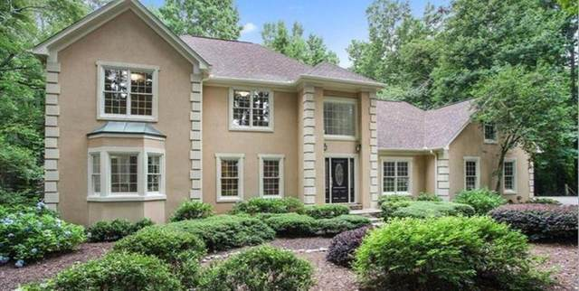 2798 Pete Shaw Road, Marietta, GA 30066 (MLS #6826908) :: North Atlanta Home Team