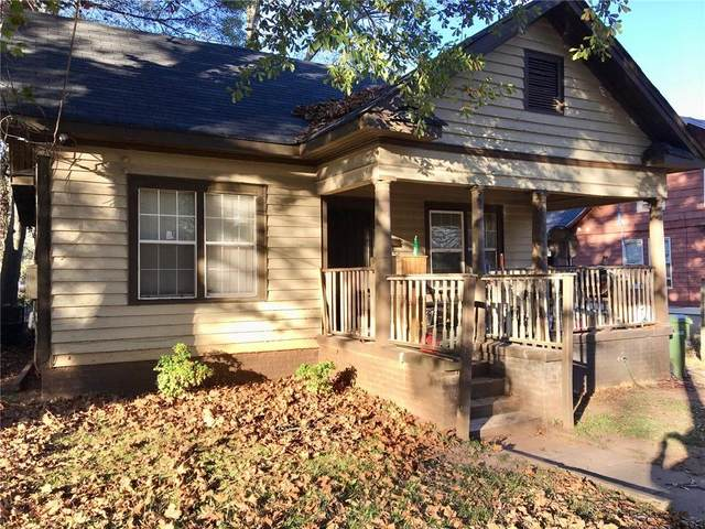 641 Pearce Street SW, Atlanta, GA 30310 (MLS #6826924) :: Oliver & Associates Realty