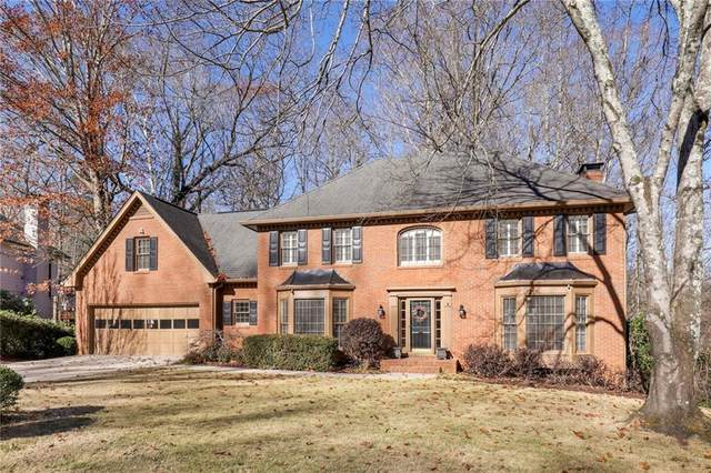 5509 Folly Place, Peachtree Corners, GA 30092 (MLS #6826927) :: North Atlanta Home Team