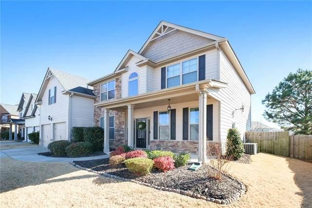231 Amylou Circle, Woodstock, GA 30188 (MLS #6826929) :: RE/MAX Paramount Properties