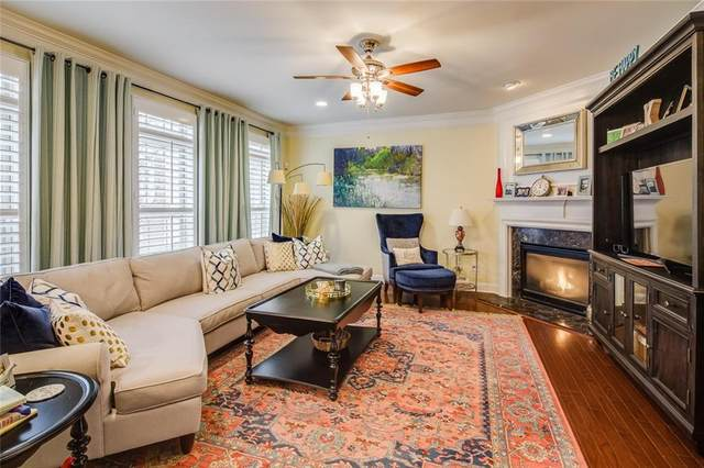 1083 E Paces Lane NE, Atlanta, GA 30326 (MLS #6826988) :: The Justin Landis Group