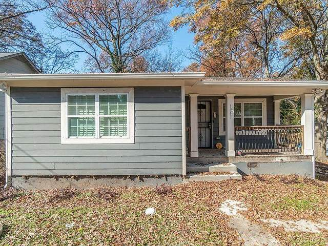 1047 Peeples Street SW, Atlanta, GA 30310 (MLS #6826989) :: The Zac Team @ RE/MAX Metro Atlanta